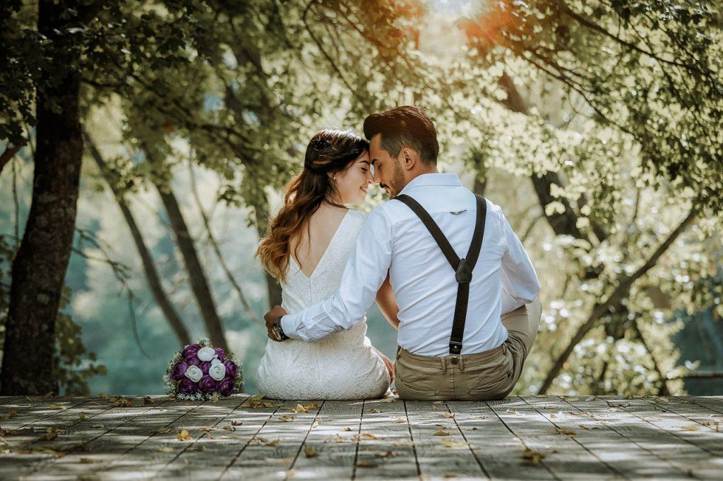 mariage préparatifs